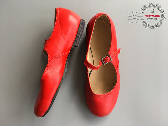 Girl's Full Sole Character Shoe