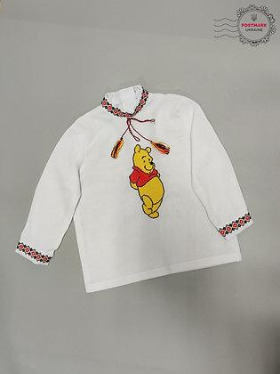 Cartoon Vyshyvanky - Winnie the Pooh