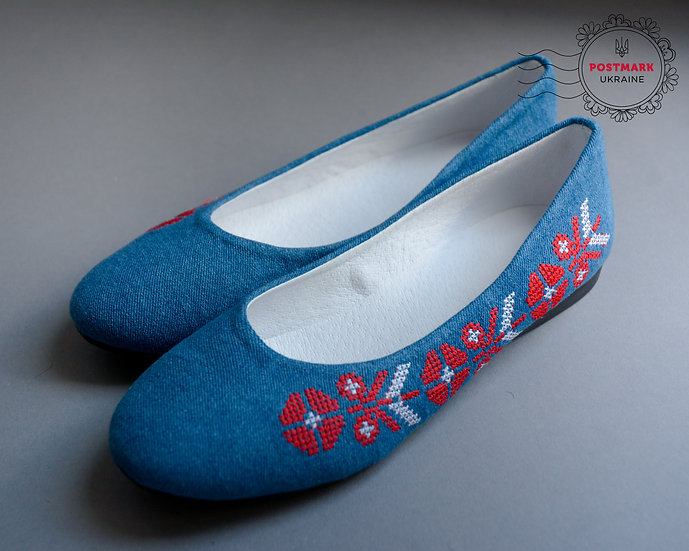 Poppy Ballet Flats