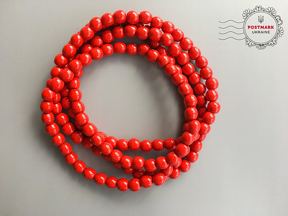 Wooden Beads 3m (7mm)