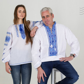 Орнаменти в українській вишивці