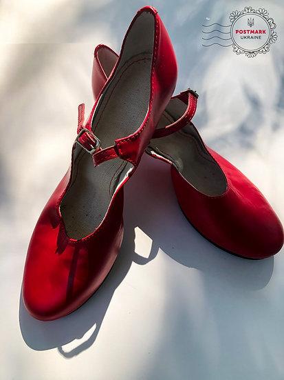 Split Sole Character Shoes