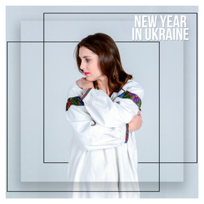 TRADITIONS - New Year in Ukraine