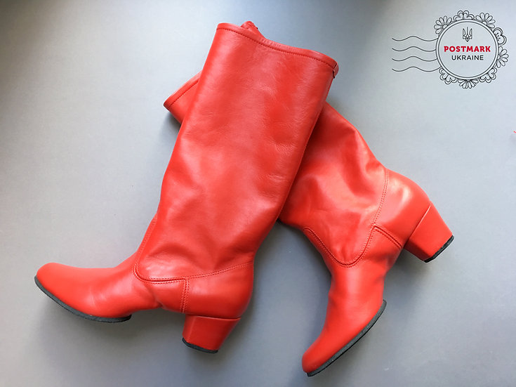 Tropachok Women's Split Sole Dance Boot
