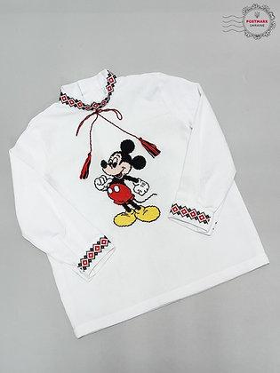 Cartoon Vyshyvanka - Mickey Mouse