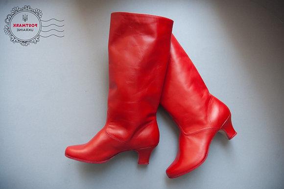 Hopachok Women's Full Sole Dance Boot
