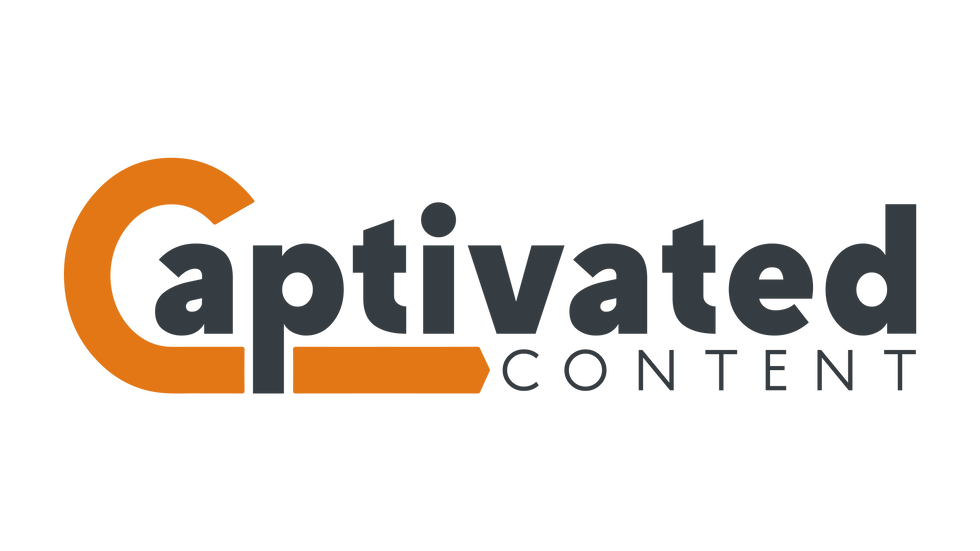 Captivated Content Logo