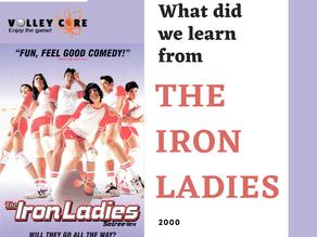 #3: The Iron Ladies