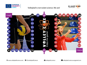 Sport and volleyball vocabulary