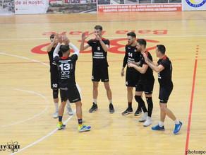 After match: CSM Campia Turzii - Stiinta Explorari