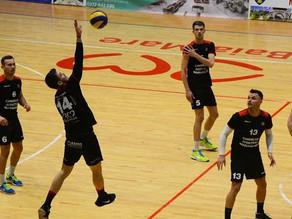 Stiinta Explorari plays in Bucharest with Dinamo