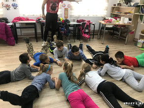 Activities at Surdesti School