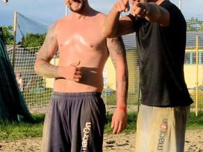 Laurean Crisan, winner again in Hungary. Dragos Raileanu placed 5th