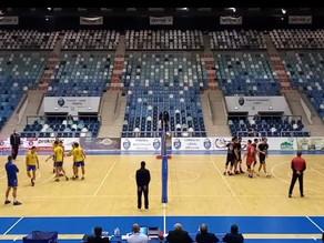 After match: CS UV Timisoara - Stiinta Explorari Baia Mare