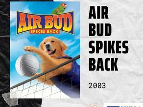 #9: Air Bud spikes back