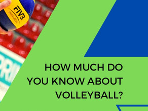 How much do you know about volleyball?
