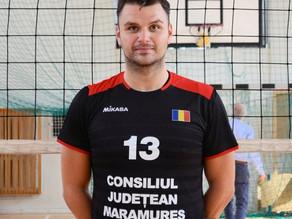 Dragos Raileanu , Volleyball player of the year at Stiinta Explorari