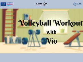 Volleyball Workout with VIO