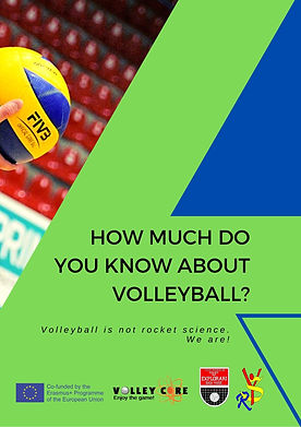 how much do you know about volleyball.jp