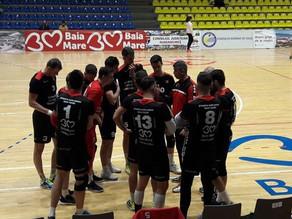 After match: Stiinta Explorari Baia Mare- SCMU Craiova