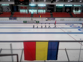 Sport Volunteering for Curling Championship C-division in Brasov