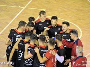 Stiinta Explorari plays in Buzau the last match of 2019