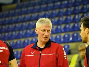 Good luck to the new team, coach Sorin Pop!