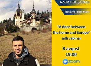 A door between home and Europe
