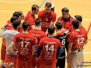 After match: VM Zalau - Stiinta Explorari Baia Mare