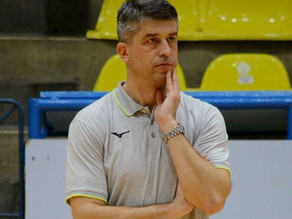 Coach Marius Botea, member of the Board of Directors of the Romanian Volleyball Federation!
