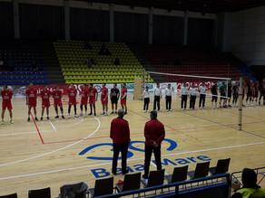 After match: Stiinta Explorari Baia Mare - Dinamo Bucharest