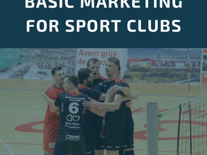Guide Basic marketing for sports clubs