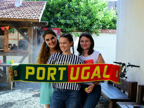 Portuguese traditional festivities - Arraial