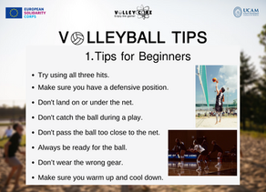 Volleyball Tips for You