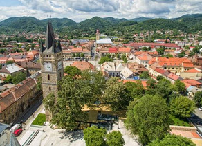My first week in Baia Mare