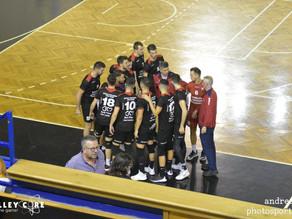 After match: Universitatea Cluj - Stiinta Explorari Baia Mare