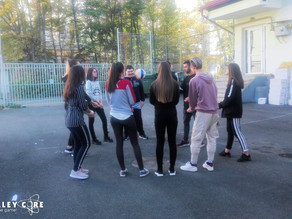 "Activities at ""George Baritiu"" High School"