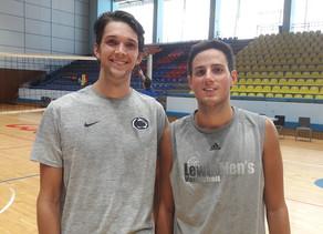 Știința Explorări transfers two American volleyball players