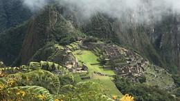 Conocer el Machu Pichu