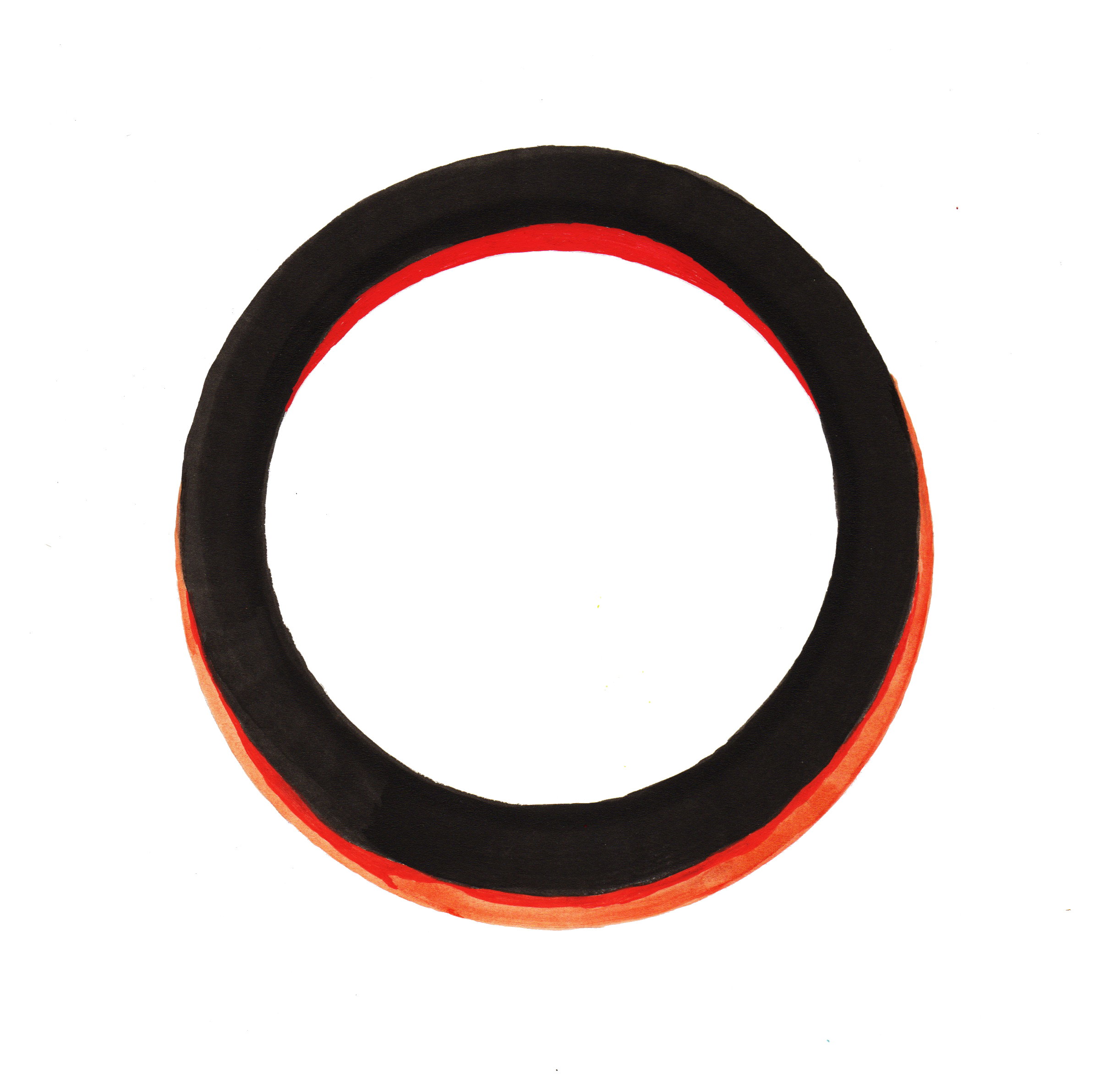 Red Ring / Black Ring
