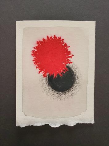 Captured Dream: Red Spot