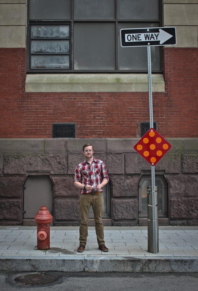 Artist Interview: Matt Allyn Chapman on eyelevelarts.com
