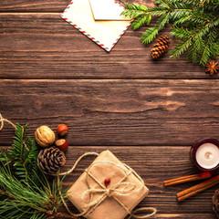 Cadeaux de Noël en Herbe