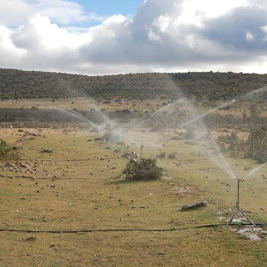 SOLAR - LOURENS - THREE sprinklers. 008.