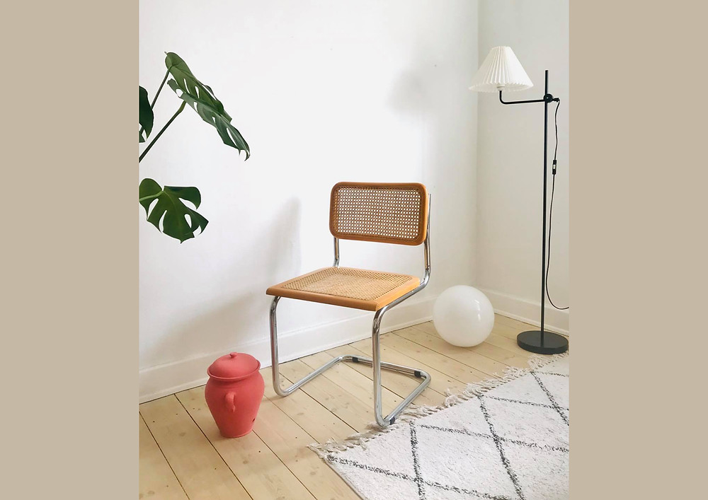 Frisvingerstole Chair found in a Vintage Shop in Copenhagen
