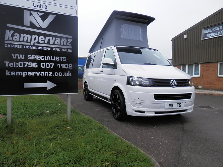 2011(61) VW T5 in White