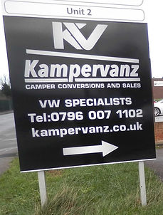 Kampervanz - VW Camper Conversions