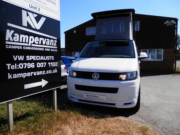 2015 (15) White VW T5 Campervan