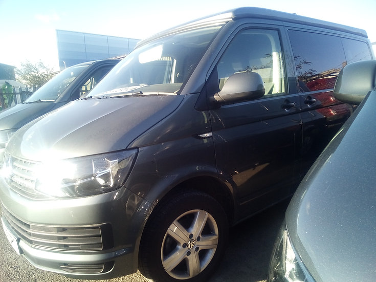 2017(67) VW SWB T6  Indium Grey  with A/C