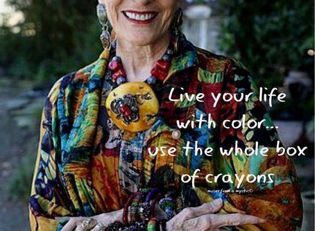 Live Life with Color!